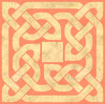 square Celtic knot