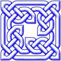 Celtic knot sample 3D Style