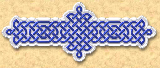 fancy Photoshopped Celtic knot